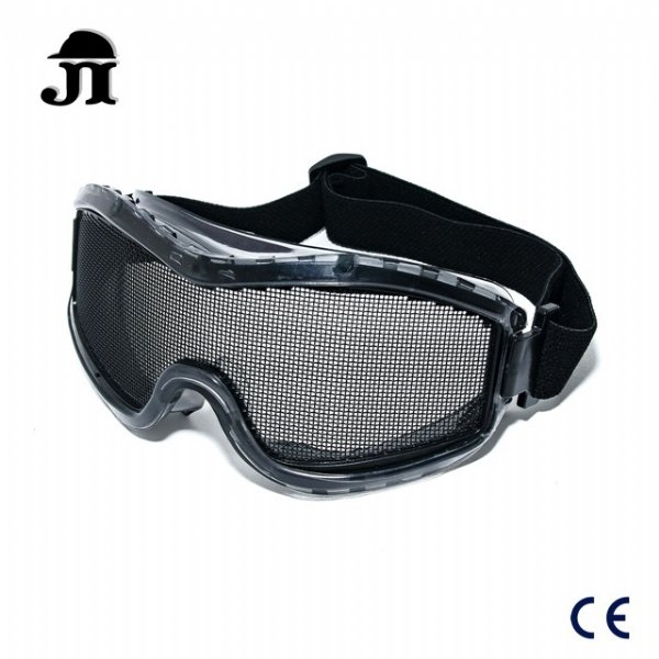 JG151,Wire Mesh Safety Goggle