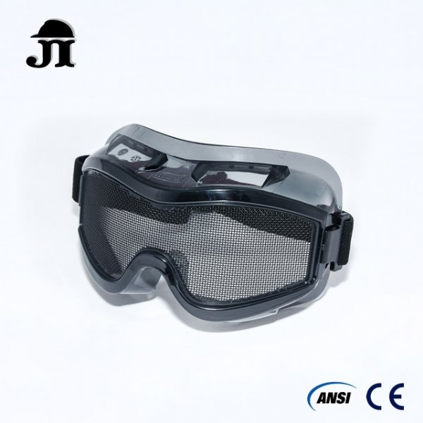 JG152,Wire Mesh Safety Goggle